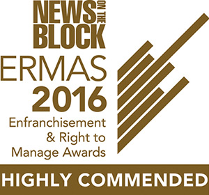 ERMAs highly commended