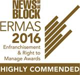 Enfranchisement & Right to Manage Awards 2016 Logo